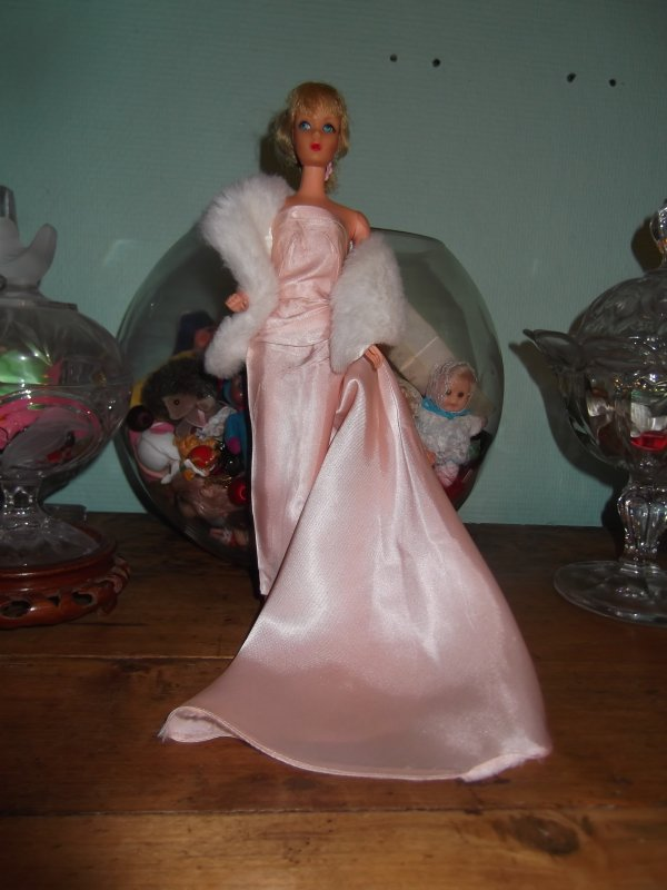 Barbie enchanted evening 1960-1963