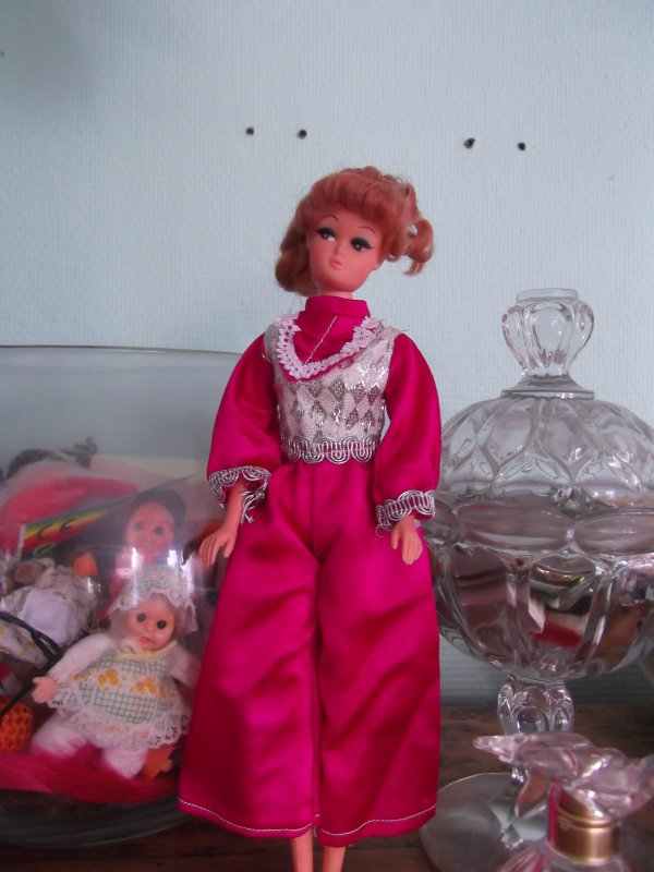 Petra en tenue clone
