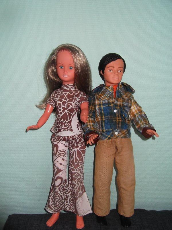 Dolly et Jerry, couple de l'année, couple improbable