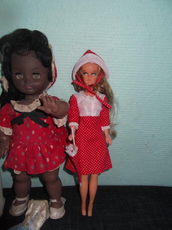 Merci au Dieu des poupées pour sa bienveillance!