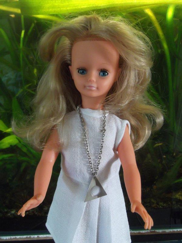 Cathie en Adélie 1971