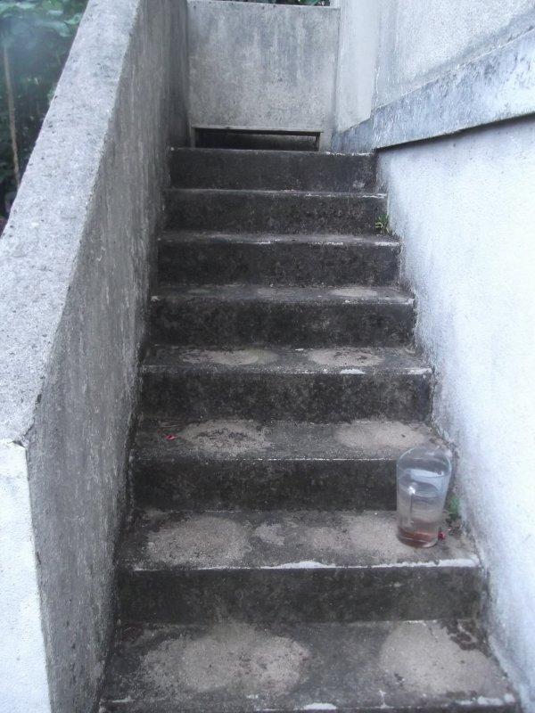 Effet canicule, l'escalier se vide