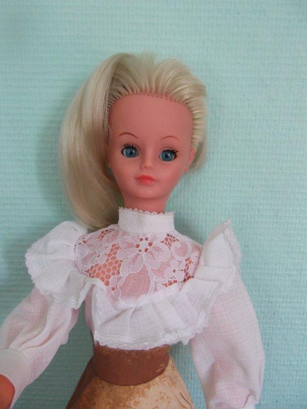 Cathie platine, 1976?
