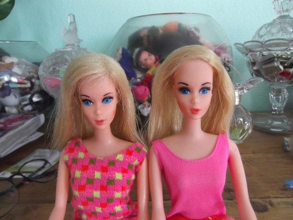 Barbie sèches