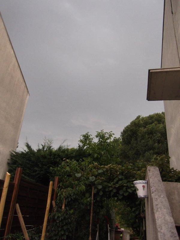 Gros orage