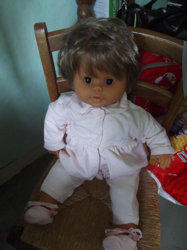 Nouveau bébé Bella