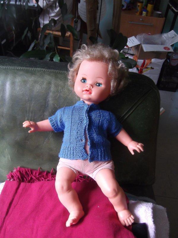 Et du côté poupées???