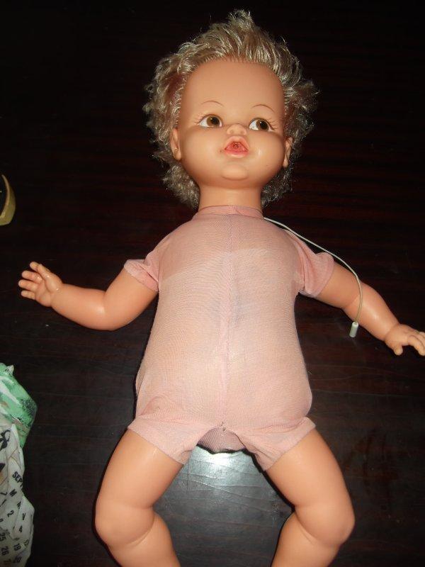 Bébé Bella, le modèle Fripon de 1979