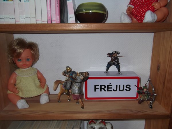 Edition spéciale: les figurines Schleich et Papo