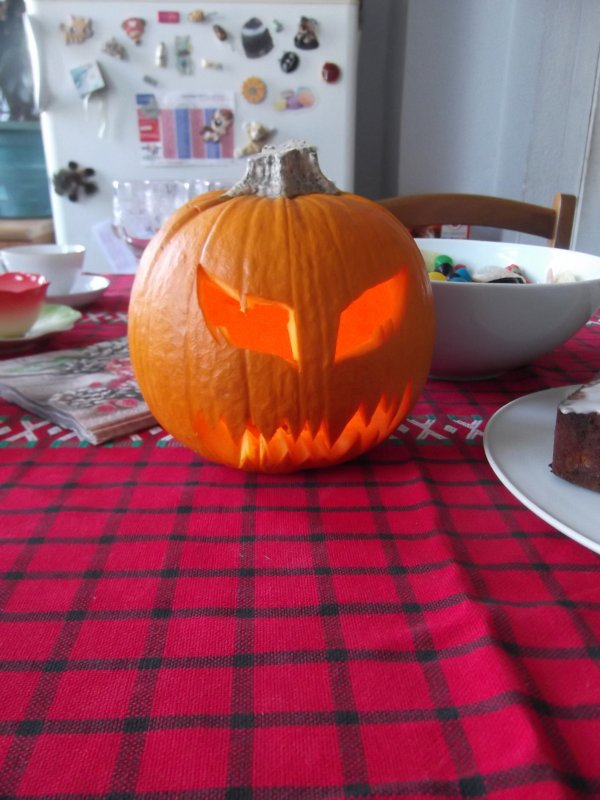 Halloween, quand tu nous tiens...