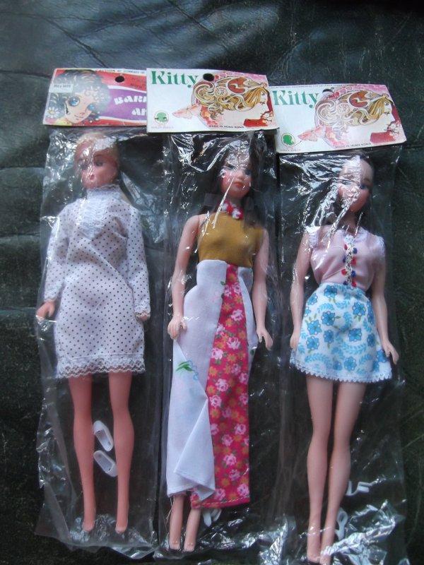 Nouvelles baggi dolls