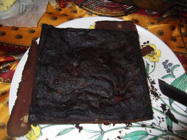 Résultats de cuisson: brownie et nantais