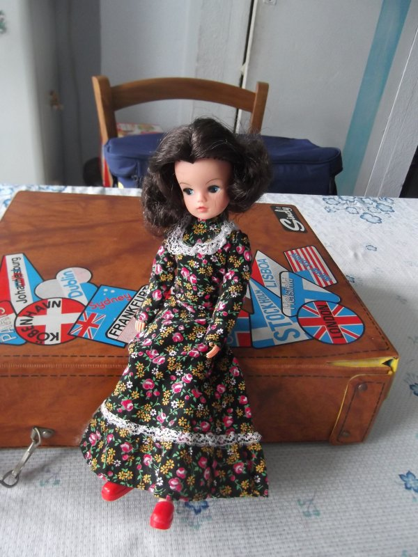 Sindy, the doll you love to dress, les brunes!