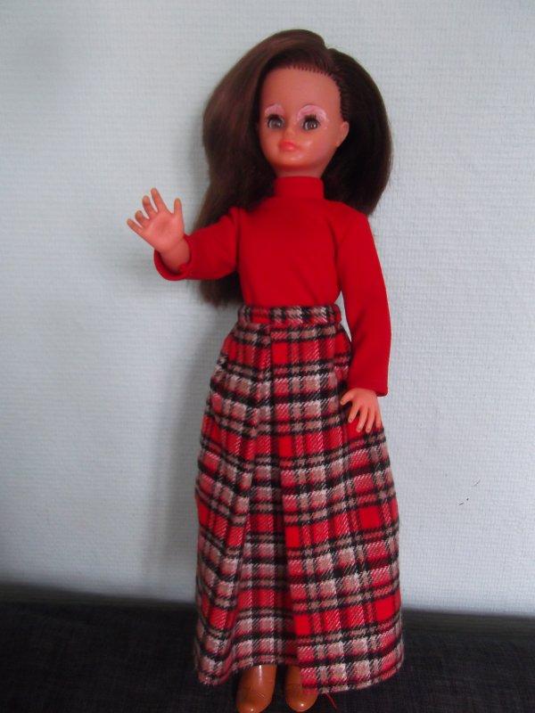 Cathie 1979 châtelaine incomplète