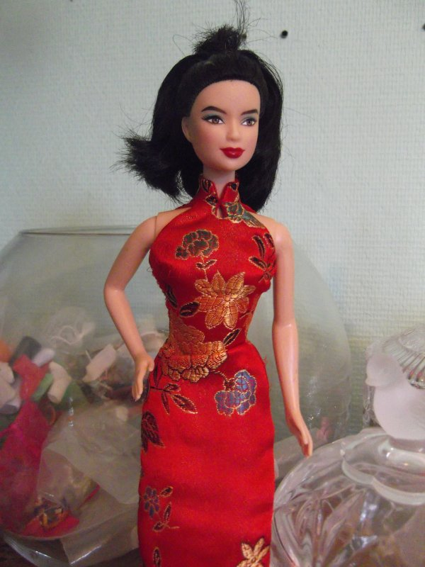 Barbie, dolls of the word 2013