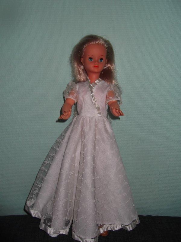 J'ai enfin du temps pour les poupées!