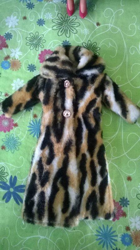 Un magnifique manteau Petra