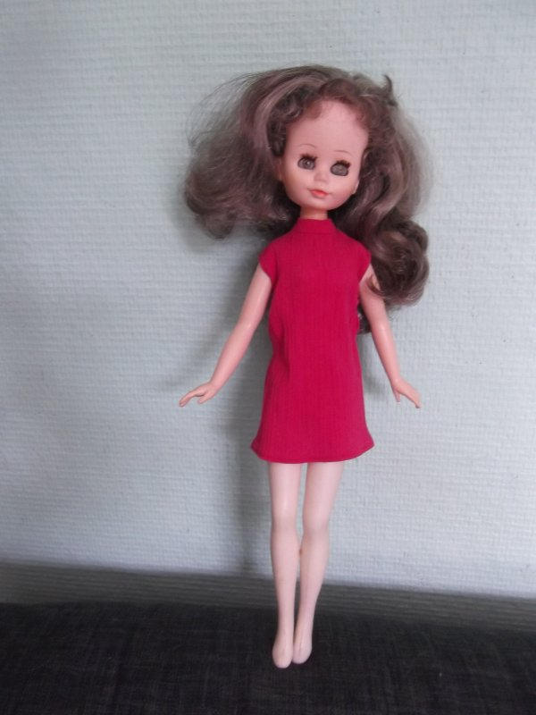 Une poupée que j'aime beaucoup...Une ZZ italienne