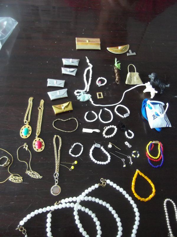 Accessoires Tressy