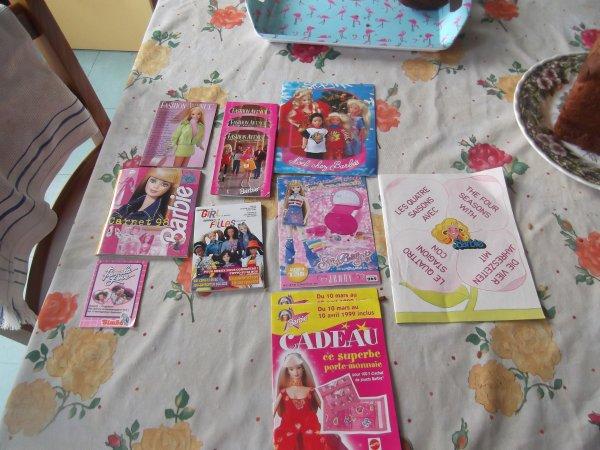 De la documentation Barbie