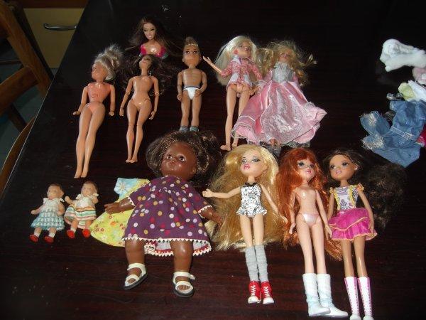 Et côté poupées???