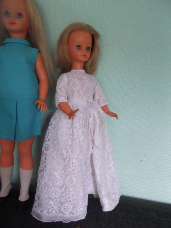 La robe de mariée 1967, 1968?