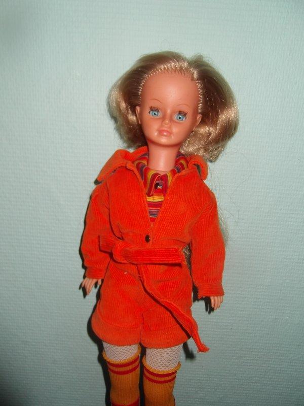 1977 tenue Nathalie pour Cathie