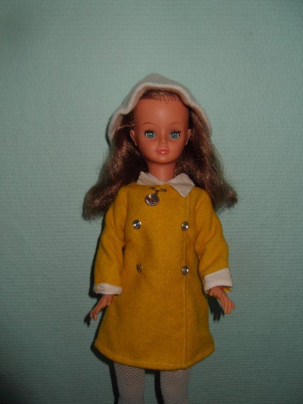 1970  Une robe de présentation Cathie
