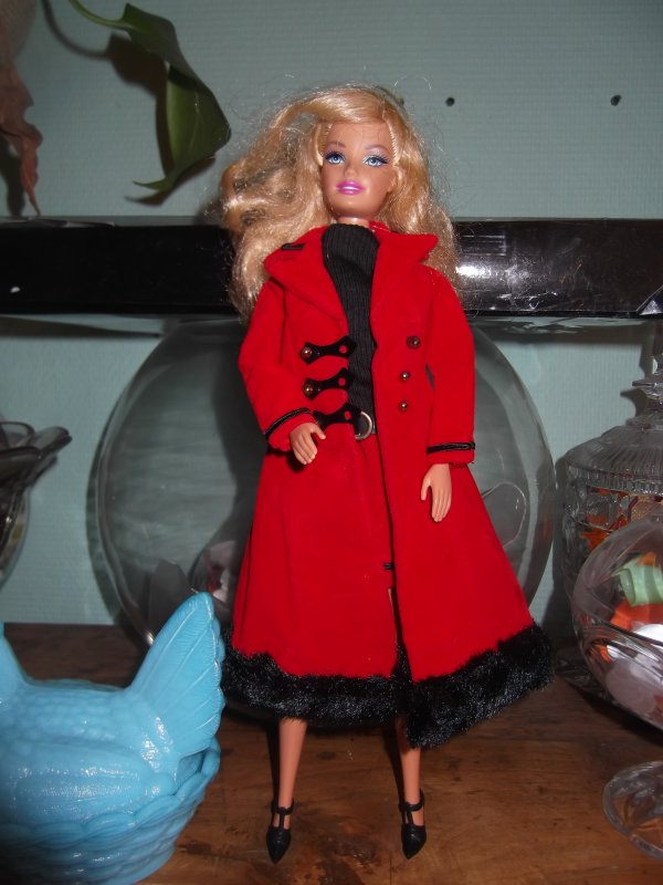 Trouvailles Barbie