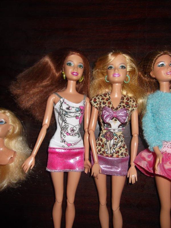 Barbie Angers, les fans reconnaitront...