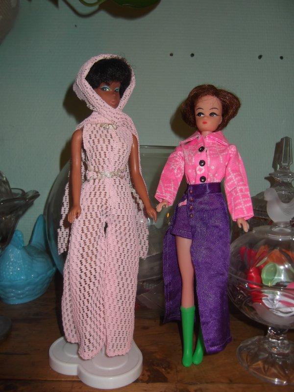Clone et Petra