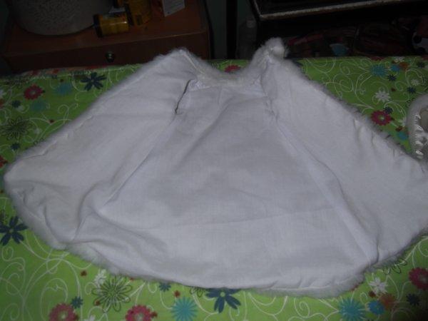 L'énigme du manteau blanc