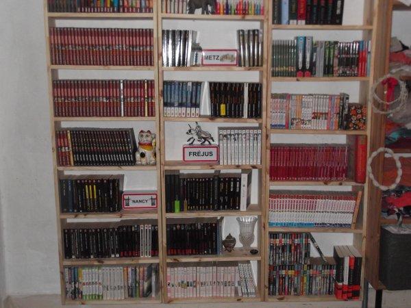 Mes amies sont aussi dans ma chambre :) grâce aux boîtes blanches et rouges offertes.