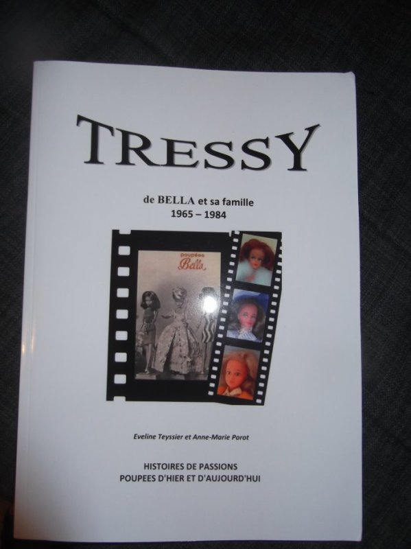 Livre Tressy