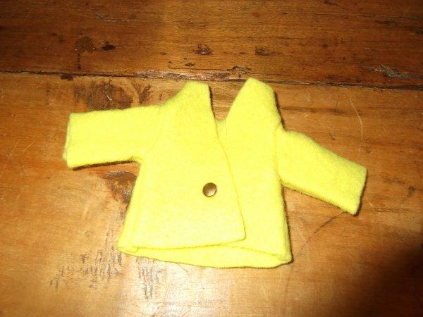 Des remontées jaunes