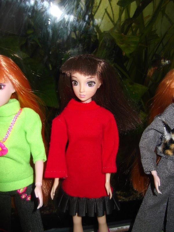 Un quatuor de china girls