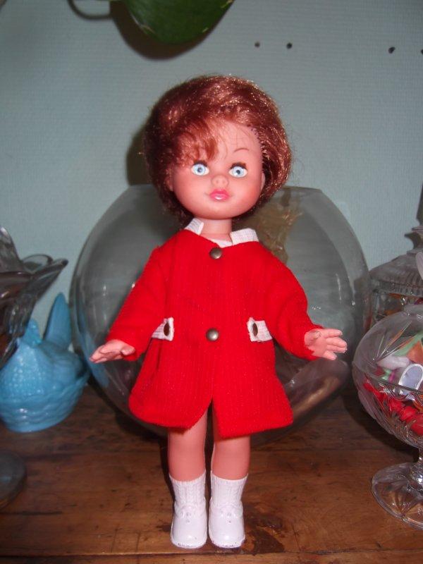 Petite Franca, poupée italienne