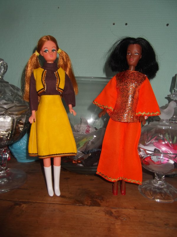 Petra et Donna changent de look