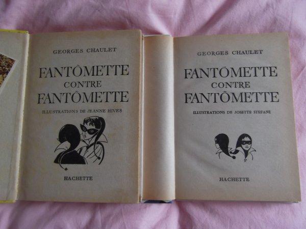 En parlant de Fantômette