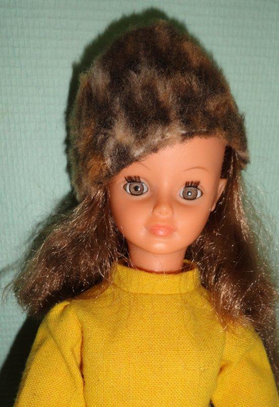 Ma cosaque de 1973 , qui accessoirement se nomme Iris