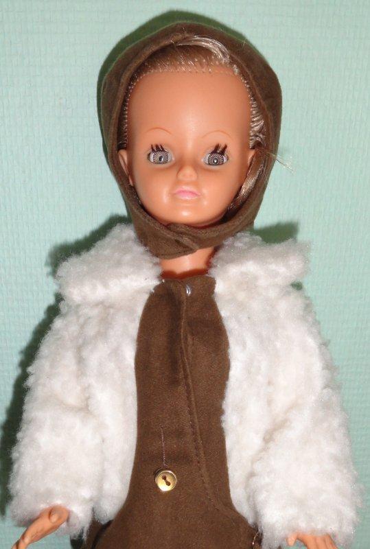 1971, Helga, il était assez improbable que je la trouve...