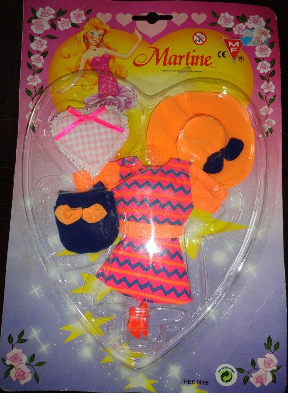 La boutique de Martine, première partie