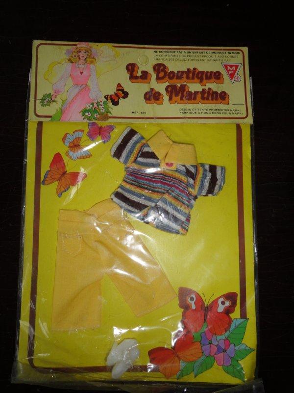 La boutique de Martine, seconde partie