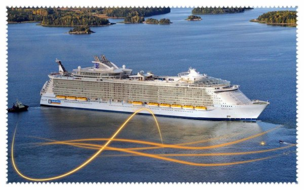 Oasis Of The Seas/Royal Caribbean Cruise Line