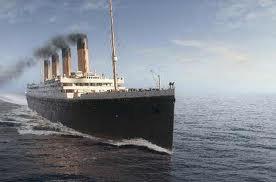 """Spécial """"MÊME DIEU NE POURRAI PAS COULER CE NAVIRE""""/Titanic"""