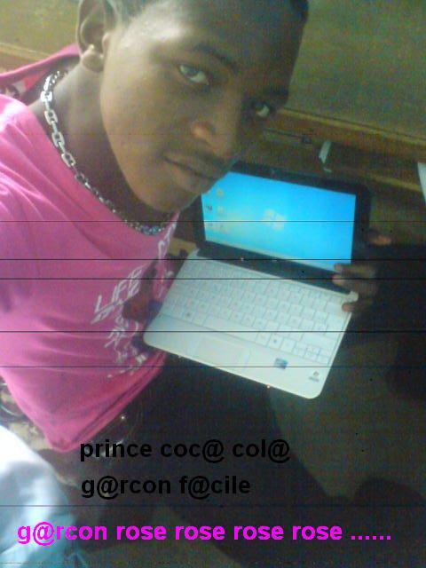 PRINCE COC@ COL@ G@RCON F@CILE