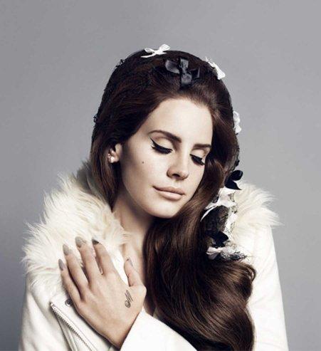 Lana Del Rey nouvelle égérie de H&M