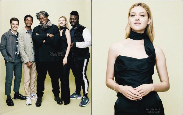 - SHOOTING 2021 ×  Voici les photos du cast du film The Obituary Of Tunde Johnson.  -