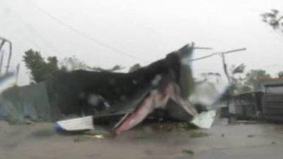 Le cyclone Karl à fait 2 morts, des inondations et des dégâts sur l'État de Veracruz au Mexique !