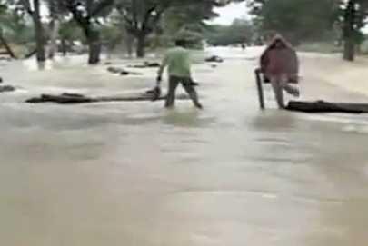Plus de 70 morts dans des inondations et glissements de terrain dans le Nord de l'Inde!